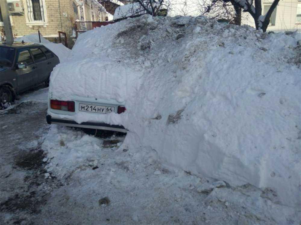 Şehir+buz+tuttu,+herkes+şaşkın