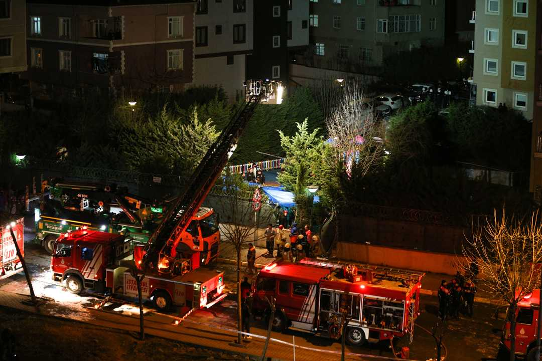 İstanbul'da askeri helikopter düştü: 4 askerimiz şehit