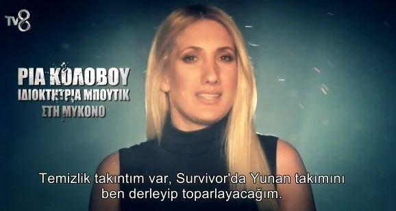 Survivor Sabriye kimdir? Survivor 2019 Sabriye Şengül kimdir