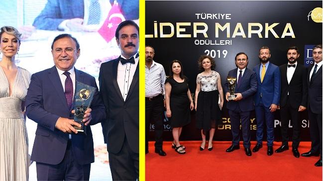 Hasar Yönetimi alanında Türkiye'nin lider marka ödülünün sahibidir Grup Merkez Hasar.