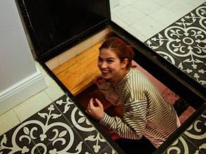 Evlerdeki şaşırtıcı gizli odalar
