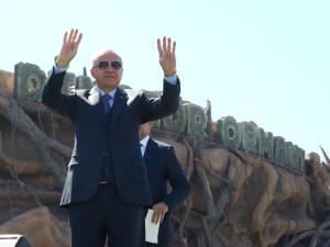 Başkan Erdoğan ANKAPARK'ın açılışını yaptı