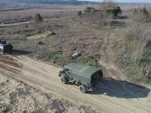 'Hudut kartalları' sınırda kuş uçurtmuyor