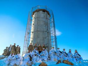 Terörle mücadelede yeni konsept: Yaşam alanlı güvenlik kuleleri