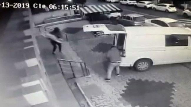 Ümraniye´de hırsızlar kasaplara dadandı