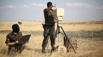 Retinar PTR Çevre Gözetleme Radarı göreve başladı