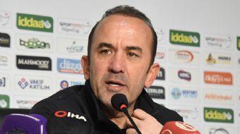 Mehmet Özdilek şaşırdı: Önemli bir maçı kaybettik