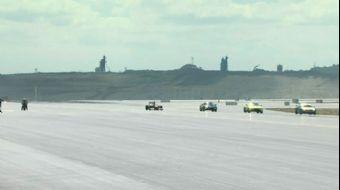 Sofuoğlu F-16 uçağına karşı yarıştı