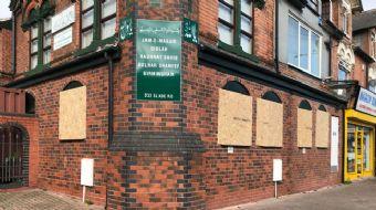 İngiltere´nin Birmingham bölgesinde dün akşam saatlerinde şahıs yada şahıslar tarafından 4 camiye ba