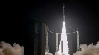 İtalya´nın yer gözlemi için geliştirdiği PRISMA uydusu ESA'nın Vega roketi ile yörüngesine gönderild