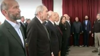 CHP Adalar Belediye Başkan Adayı Erdem Gül'ün İstiklal Marşı'nı okumaması tepkilere neden oldu.