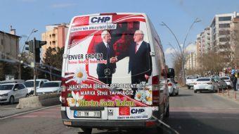 CHP, Batman´da terör örgütü PKK´nın siyasi uzantısı HDP´nin tutuklu eski Eş Genel Başkanı Selahattin
