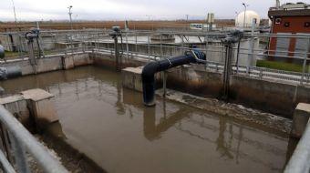 Mardin´de arıtma çamur, gübre ve yakıta dönüştürülüyor