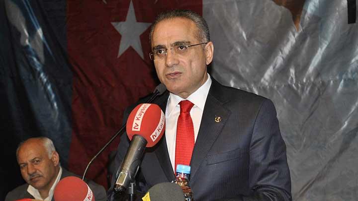 BBP'li Yalçın Topçu istifa etti