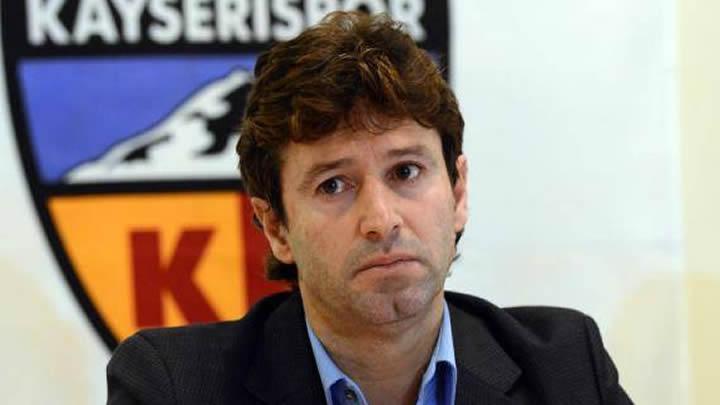 Domingos Paciencia Kayserispor'dan ayrıldı