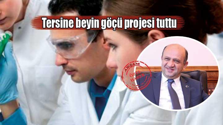 69 Türk bilimadamı 'vatan' için çalışacak