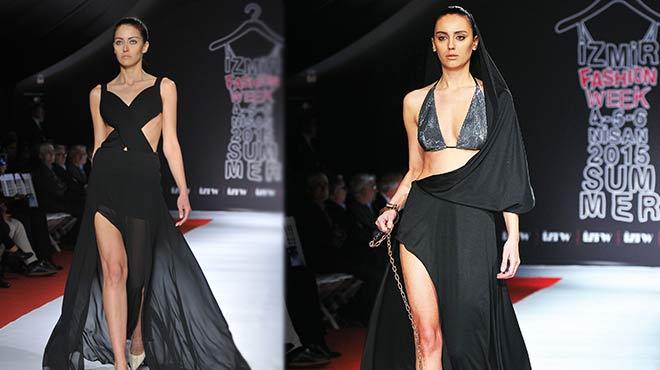 İzmir moda haftasına yerli damgası