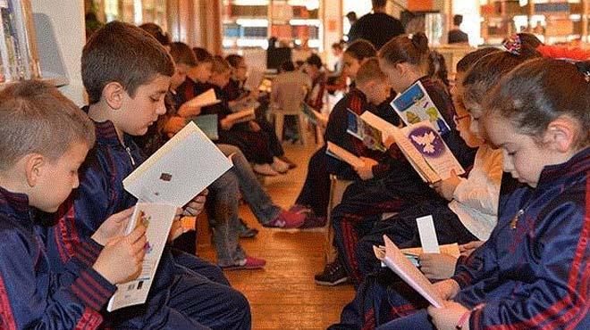 81 İlde Kitap Okuyoruz etkinliğine devam! Beyoğlu kitap okuyor