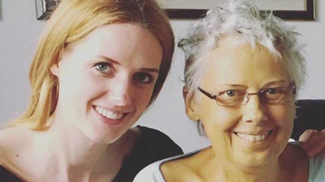 Wilma Ellesin Annesi Hayatını Kaybetti Son Dakika Haberler Akşam