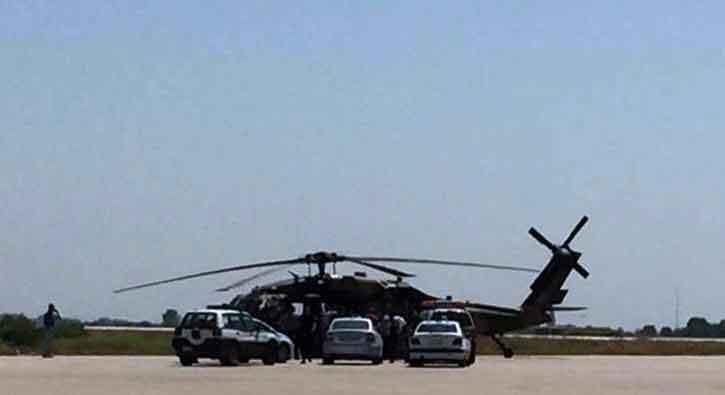 Kaçakhelikopterde CIA parmağı