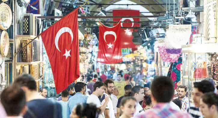 Türkiye'yebugün yatırımyapan hep kazanacak