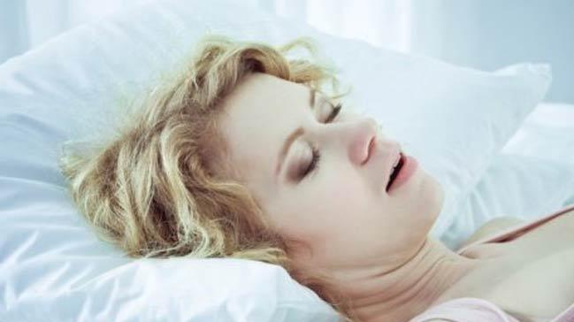 Ağızdan nefes almak sağlığı olumsuz etkiliyor