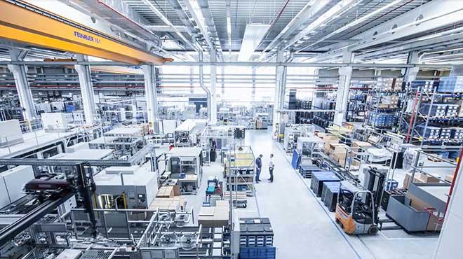 Alman otomotiv devinden Bursa'ya ikinci yatırım