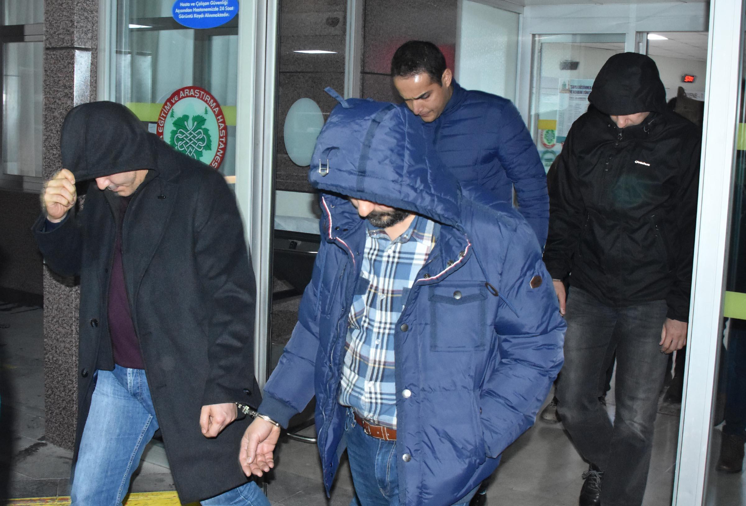 FETÖ operasyonlarında 12 şüpheli gözaltına alındı 19