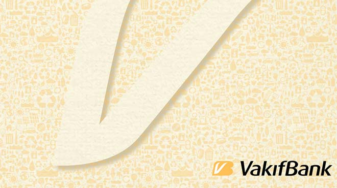 VakıfBank, ikinci Sürdürülebilirlik Raporu'nu yayımladı