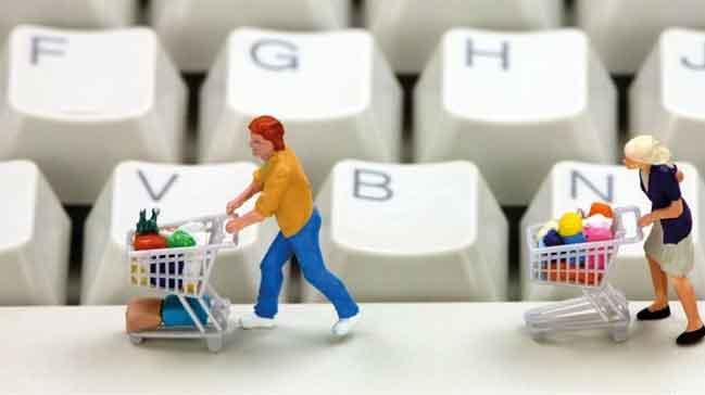 Yabanc%C4%B1+e-+ticaret+sitelerine+vergi+y%C3%BCz+milyonlarca+TL+gelir+yarat%C4%B1r