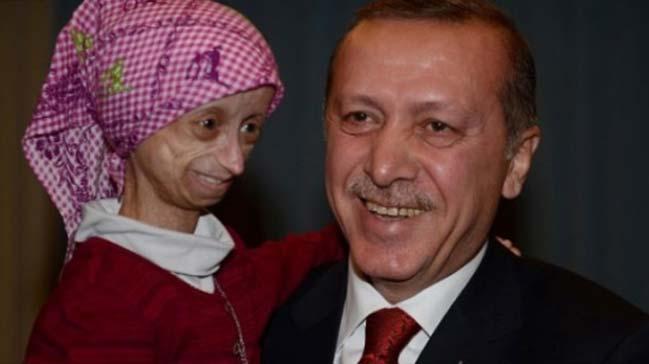 Yaşlanma hastası Gamze Yağar hayatını kaybetti