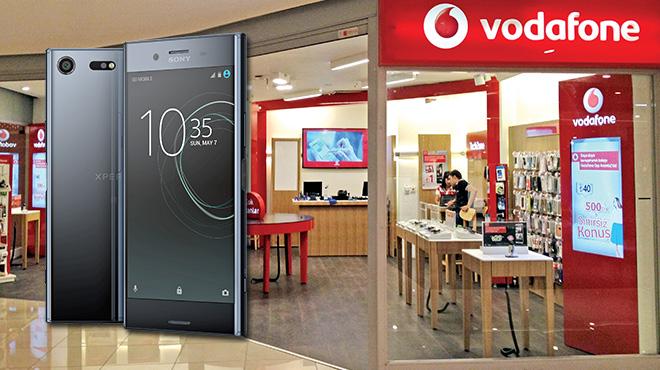 Vodafone ve Sony'den 'Akıl Almaz Değişim'