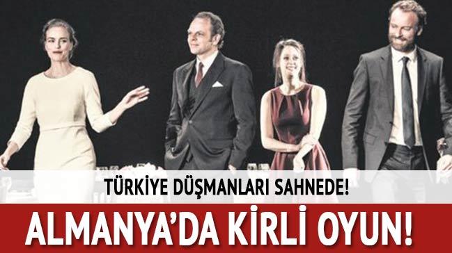 Schaubühne binbir yalanla Türkiye'ye gelmekten vazgeçti
