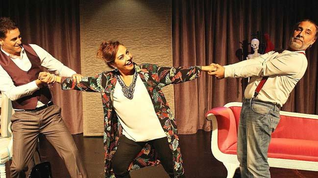 Tiyatro Keyfi tiyatroseverlerle buluşuyor