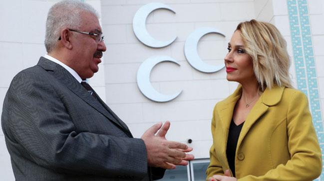 MHP Genel Başkan Yardımcısı Semih Yalçın: Erdoğan'a destek tabanın da talebi