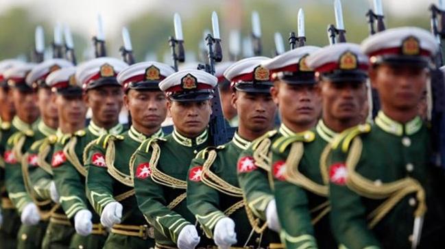 Myanmar ordusu BM'nin 'utanç listesine' girdi