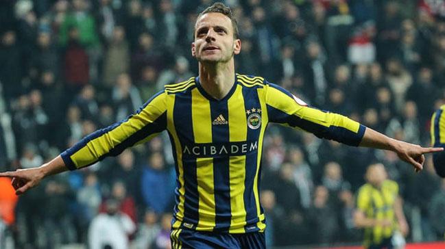 Fenerbahçe'de Soldado'dan büyük fedakarlık