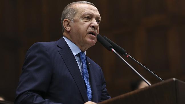 """Cumhurbaşkanı Erdoğan'dan Macron'a: Rusya ile aramızı açacakmış, kimsin sen"""""""