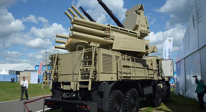Türkiye, S-400'ün yanında Pantsir'i de kullanabilir