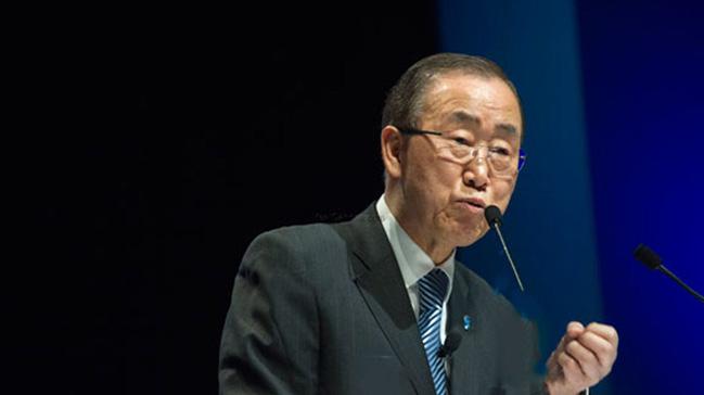 BM eski Genel Sekreteri Ban Ki-moon: Türkiye büyük iş yapıyor