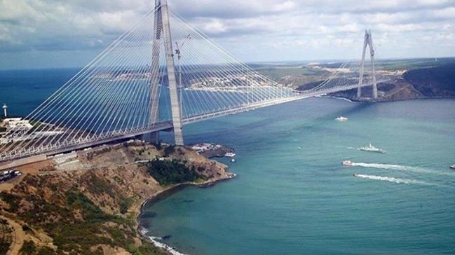 'Avrasya Tüneli ve Yavuz Sultan Selim Köprüsü trafiği rahatlattı'