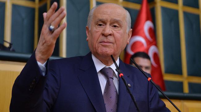 MHP Lideri Bahçeli: 5 benzemezler FETÖ projesi