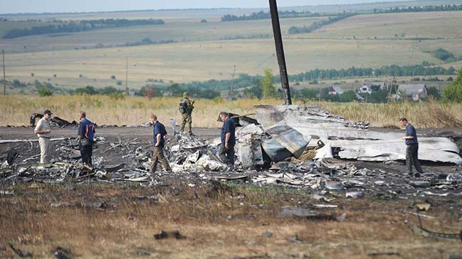 2014'te düşürülen Malezya'ya ait uçağın Rus ordusu tarafından düşürdüğü tespit edildi