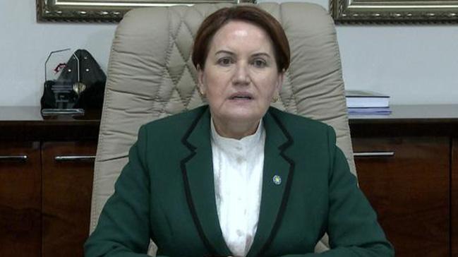 TİKA'dan Akşener'in bütçe iddialarına yanıt: TBMM'de kabul edilen bütçe 65 milyon dolar