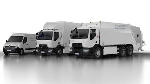 Renault+Trucks,+yeni+ikinci+nesil+elektrikli+kamyonlar%C4%B1n%C4%B1+sunuyor