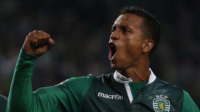 Nani+Sporting+Lizbon+ile+anla%C5%9Fmaya+vard%C4%B1