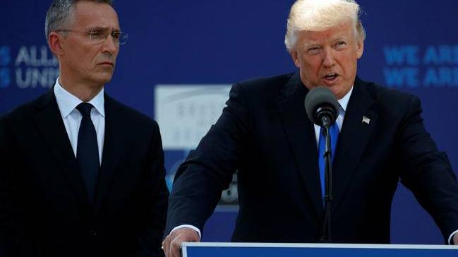 NATO+Rusya+ile+Trump+aras%C4%B1nda+s%C4%B1k%C4%B1%C5%9Ft%C4%B1