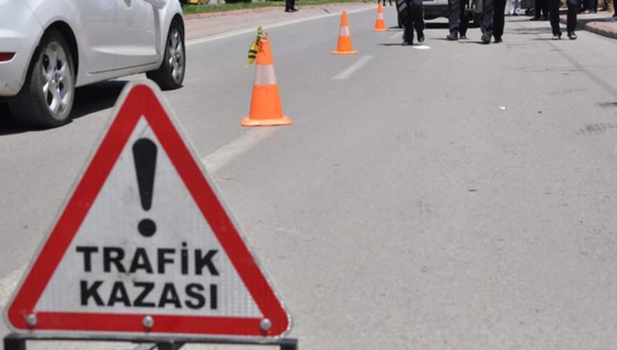 Kırşehir'de meydana gelen trafik kazasında 2 kişi hayatını kaybetti