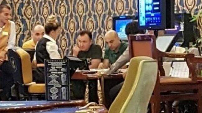 CHP'li Bakırköy Belediye Başkanı Bülent Kerimoğlu kumar masasında görüldü