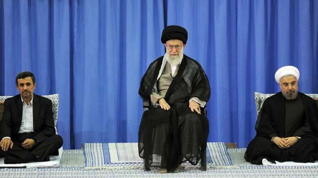 Ahmedinejad, Ruhani'yi istifaya davet etti